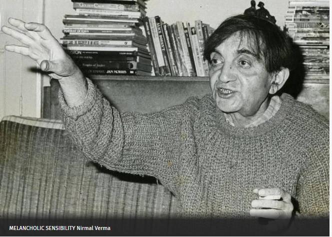 A writer with rare sensibility : Niramal Varma